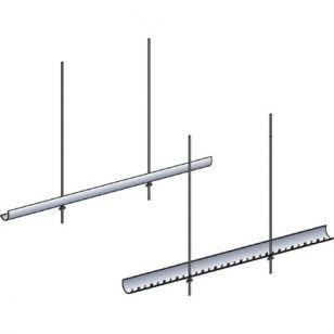 cadre de fixation poujoulat pour tous les diam tres de conduit fumisterie. Black Bedroom Furniture Sets. Home Design Ideas
