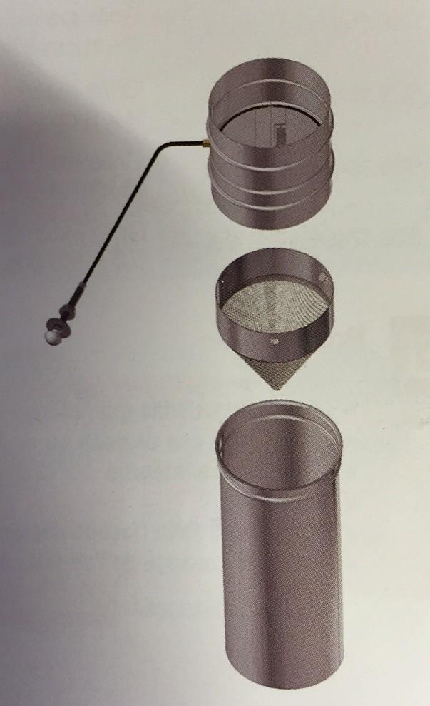 arriv e d 39 air indirecte par vide sanitaire ou sous sol. Black Bedroom Furniture Sets. Home Design Ideas