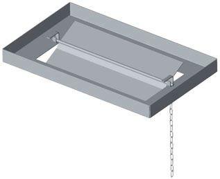 trappes pour avaloirs de foyers ouverts fumisterie. Black Bedroom Furniture Sets. Home Design Ideas