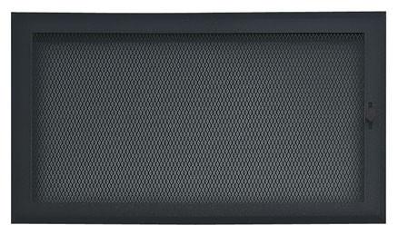grilles de diffusion d 39 air chaud 38 x 21 sans buse avec pr cadre pour hotte de chemin e. Black Bedroom Furniture Sets. Home Design Ideas